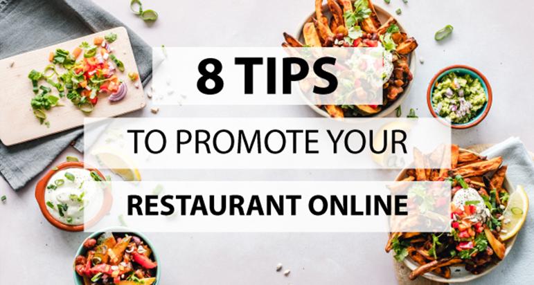 Promote Yout Restaurant Online