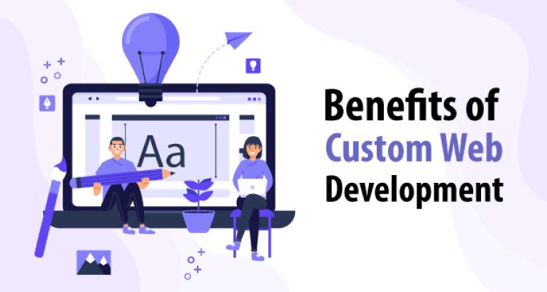 Benefits Of Web Development